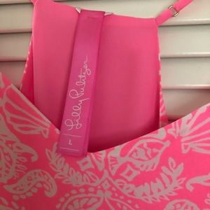 Lilly Pulitzer reversible tank